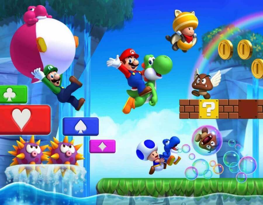 The Last Super Mario is auctioned