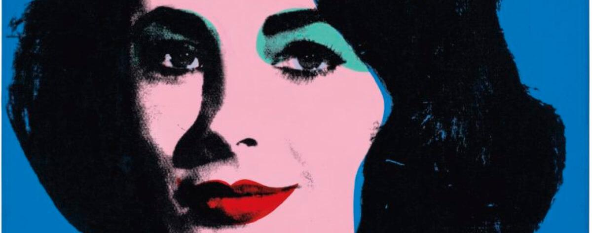 Pintura de Liz Taylor hecha por Warhol se subasta