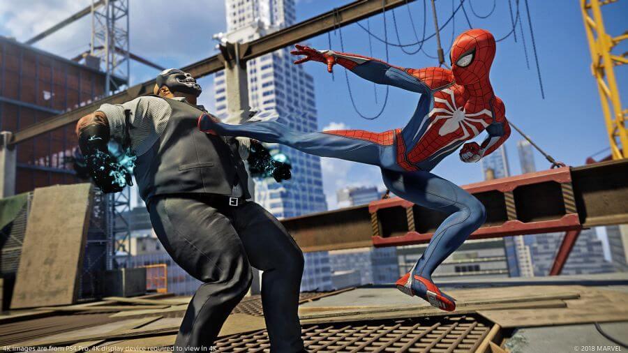 Imagen Spiderman PS4