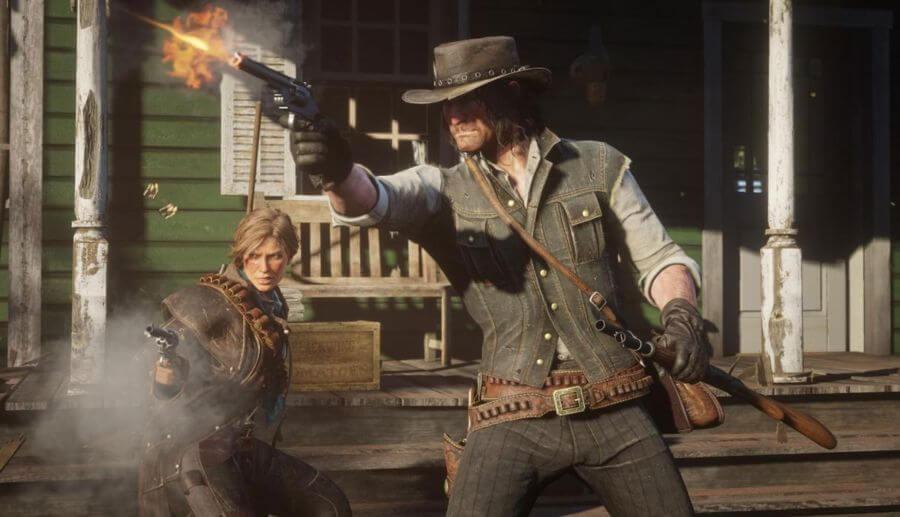 Imagen Red Dead Redemption 2