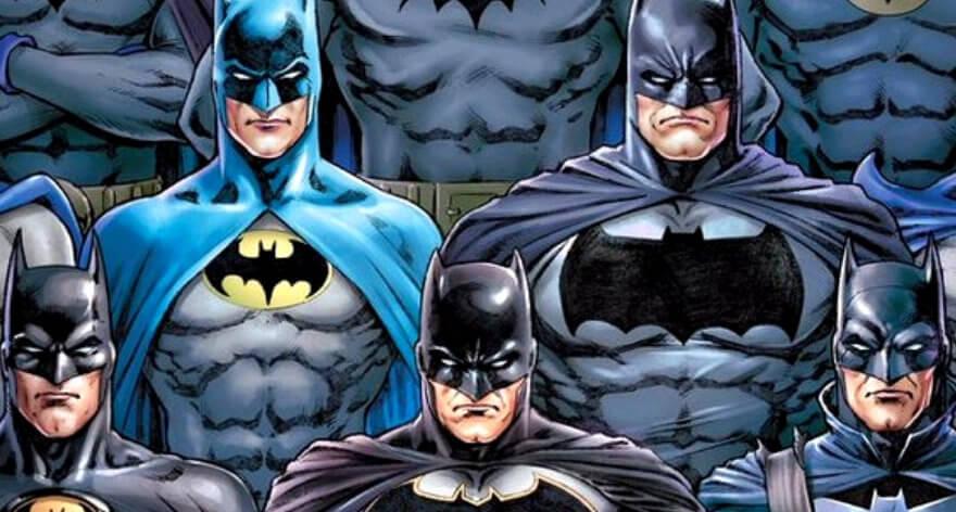 Batman cumple 80 años y DC Comics lo celebrará así