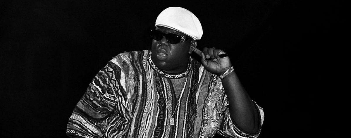 Versace and its special edition Biggie Smalls shades