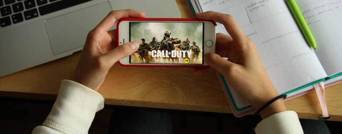 Call of Duty: Mobile la versión para smartphones