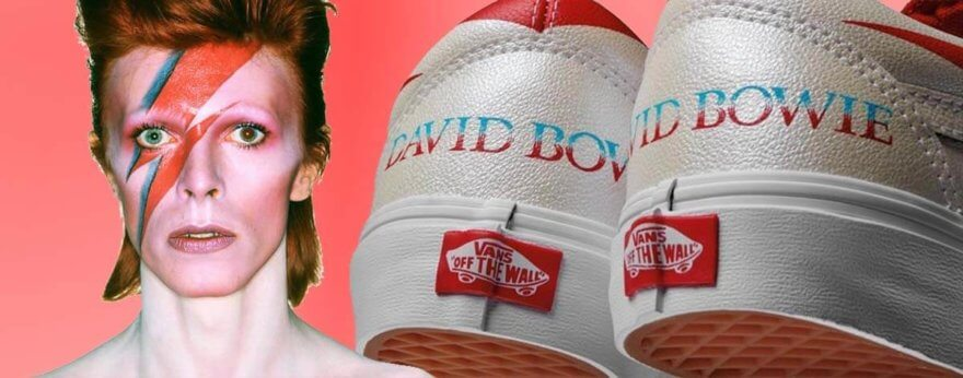 David Bowie Vans will coming soon