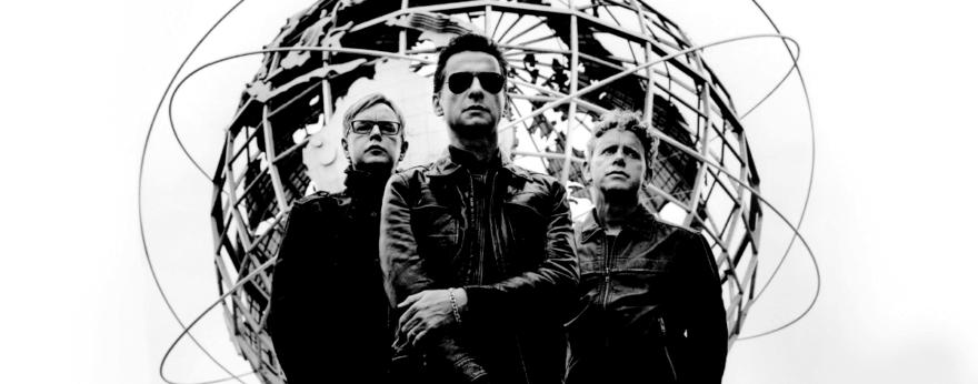 Depeche Mode celebra 29 años de «Violator»