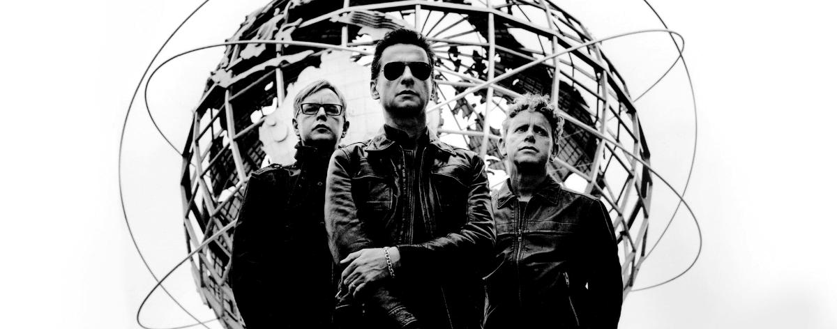 "Depeche Mode celebra 29 años de ""Violator"""