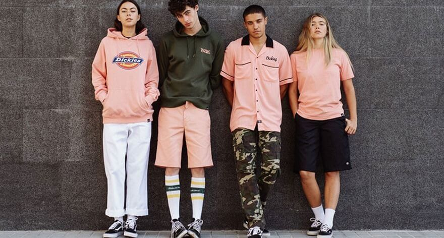 Dickies SS19 is a bold collection