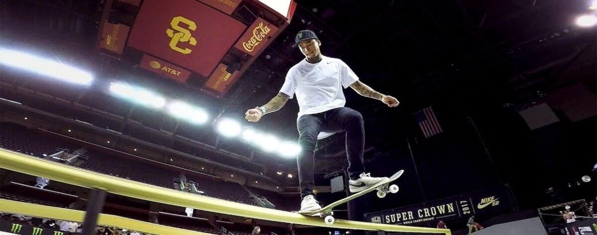 El Street League Skateboarding ya no será en México