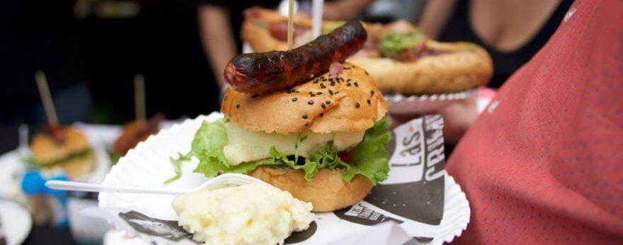 Comilona celebra su décima edición gastronómica