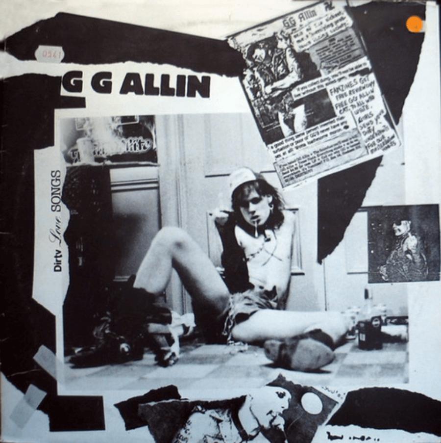 Música de GG Allin
