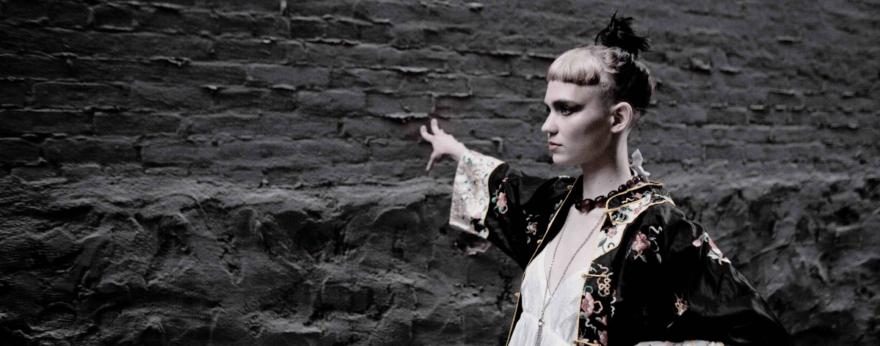 Grimes anuncia su nuevo disco, Miss_Anthrop0cene
