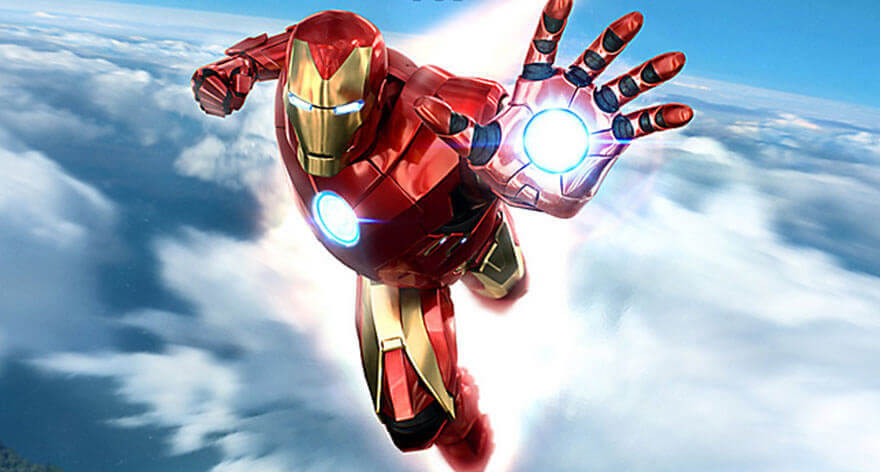 Iron Man VR llegará a PlayStation 4