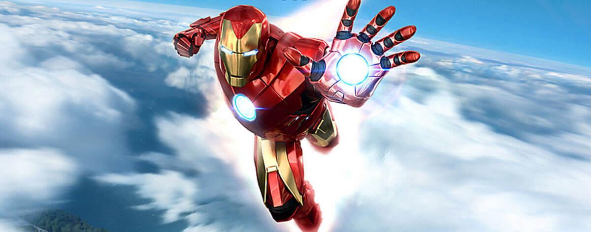 Iron Man VR llegará a PlayStation 4