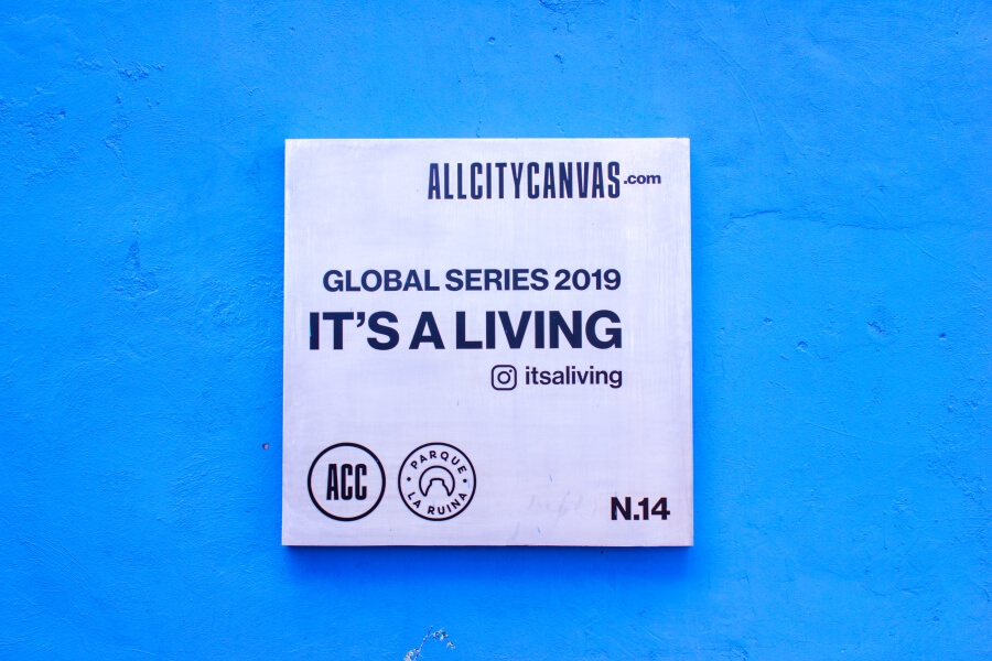 It's a Living en Global Series 2019