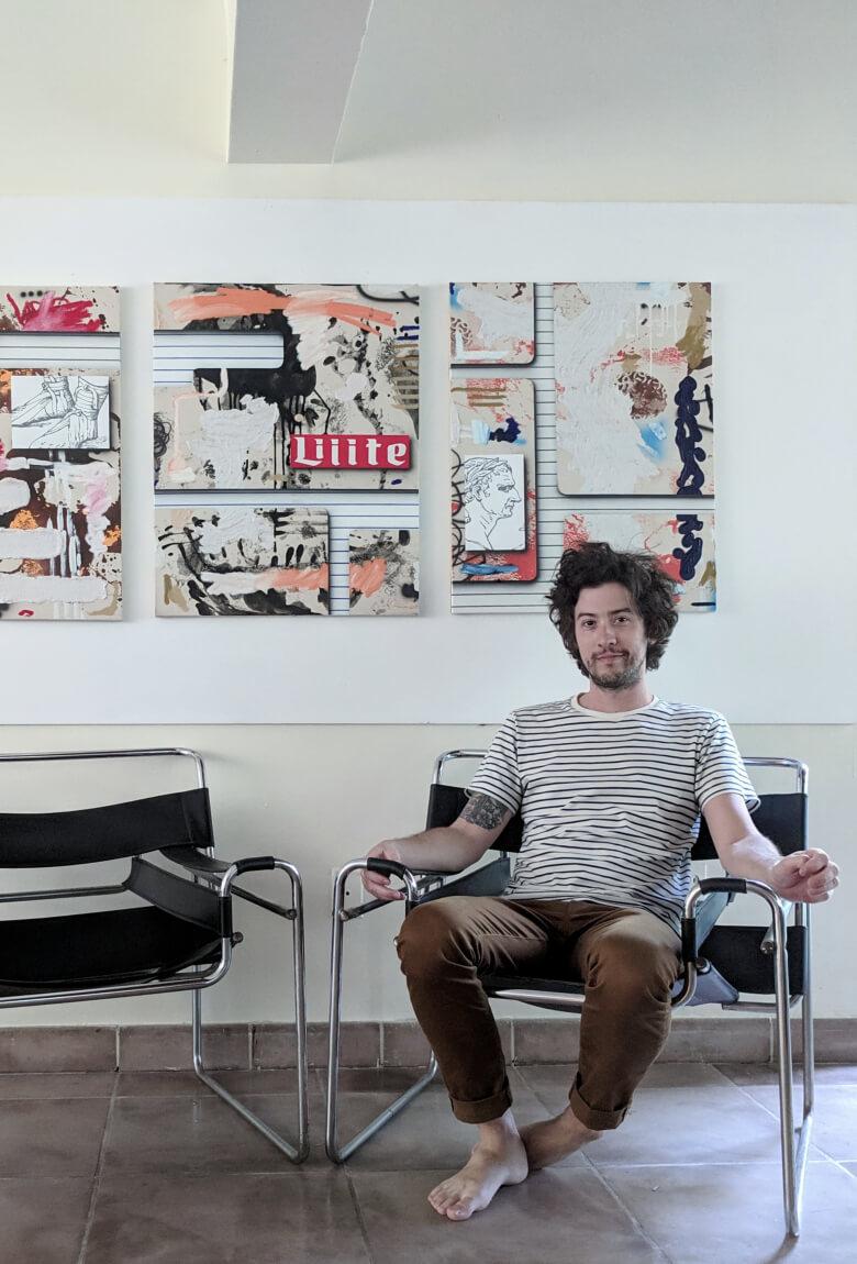 Exposición de Josh Reames en Celaya Brothers Gallery