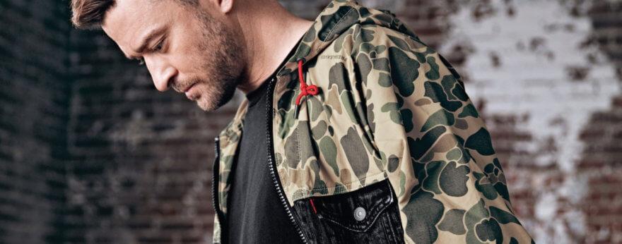 Justin Timberlake y Levi's presentan nueva colección
