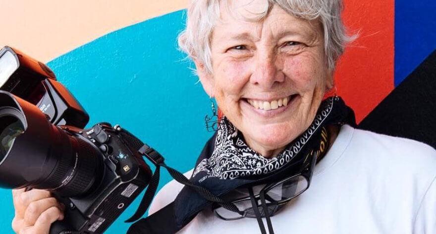 Estreno de documental de la fotógrafa Martha Cooper