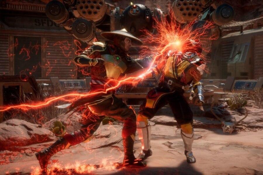 Mortal Kombat competirá para entrar al Salón de la Fama de los Videojuegos