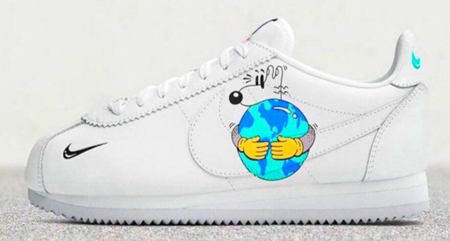 Nike celebra con edición del «Día de la Tierra»