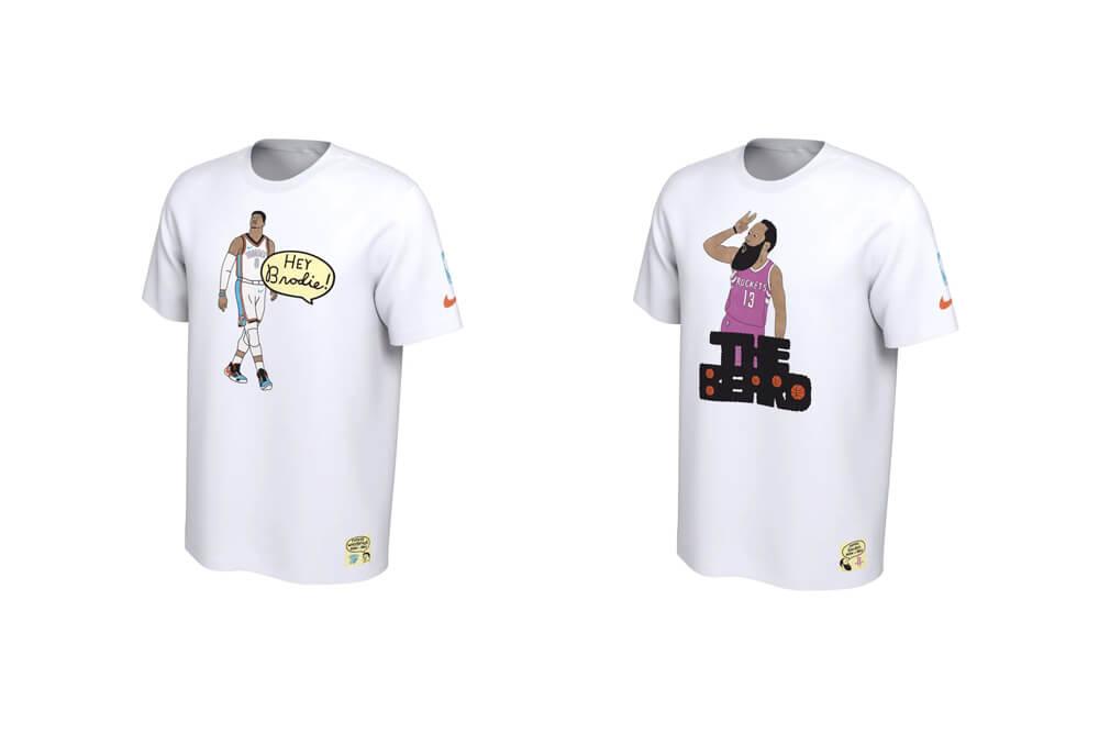 Gangster Doodles x Nike Nickname