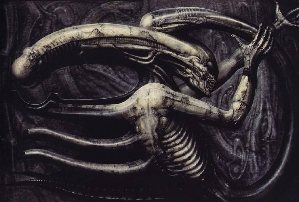 Obra de H. R. Giger