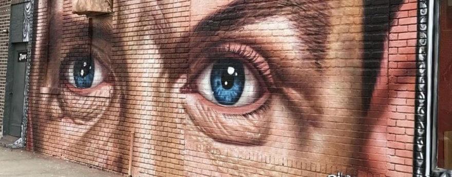 Realismo urbano en las calles de Nueva York
