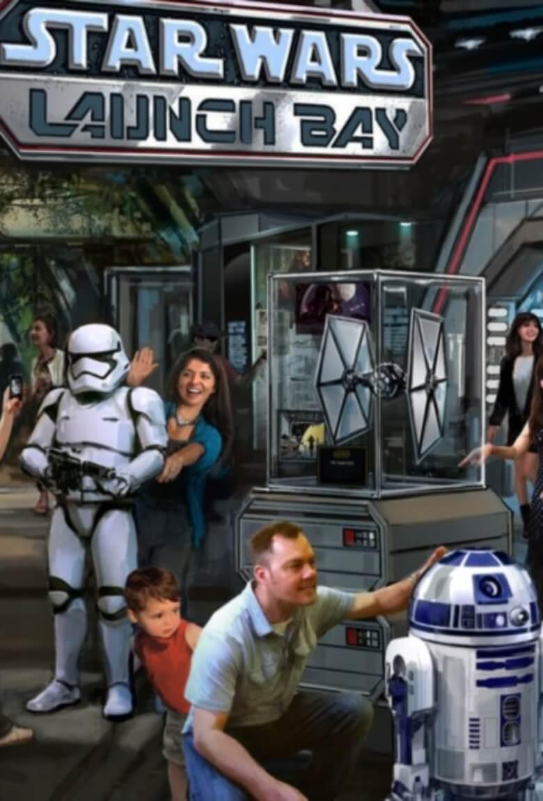 Star Wars: Galaxy's Edge, the new Disney attraction