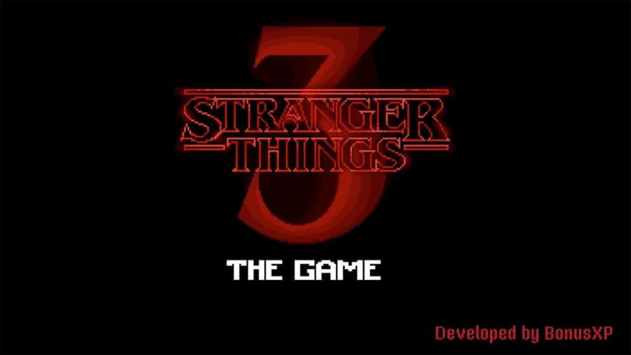 Stranger Things Season 3: The Game llegará el 4 de julio