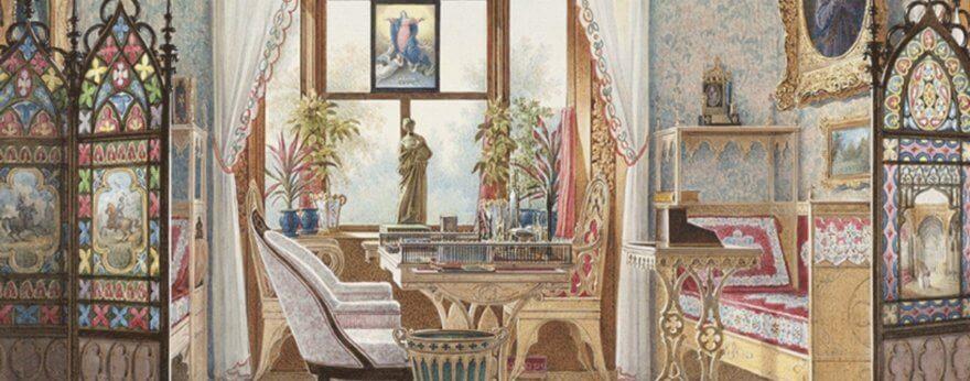 Studios NeoMam inmortaliza las salas famosas del arte