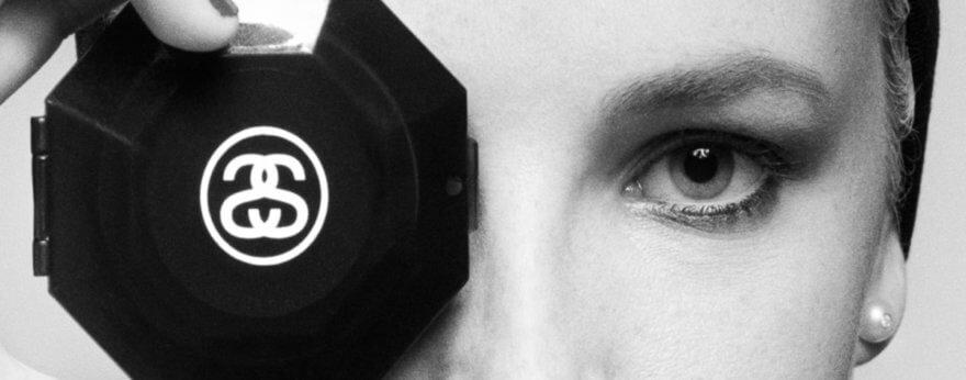 Stüssy homenajea a Karl  Lagerfeld en colección