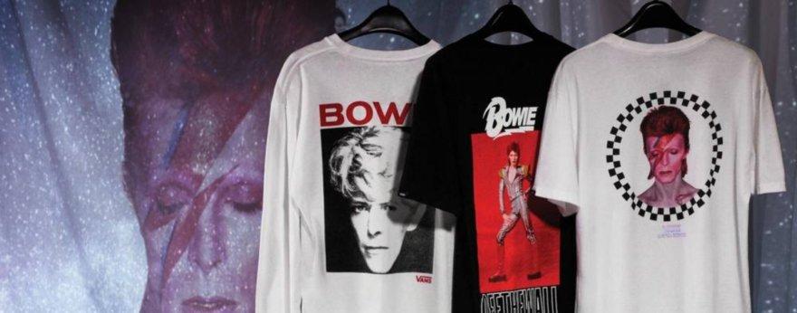 Vans de David Bowie saldrán próximamente