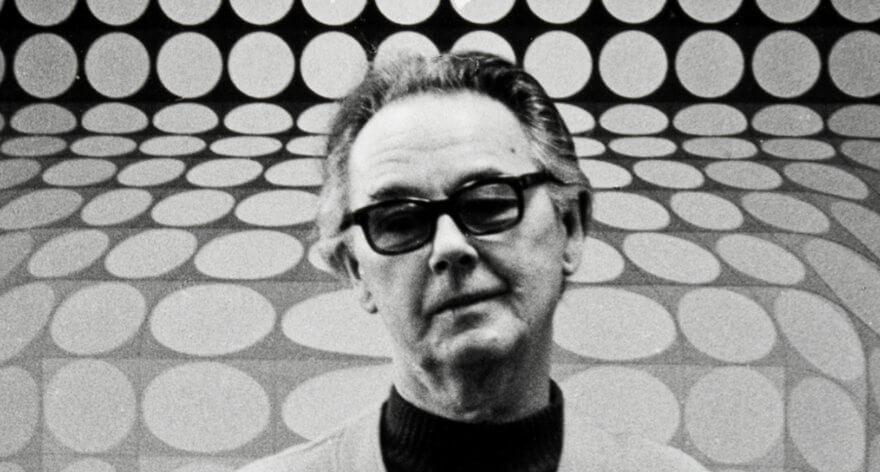 Retrospectiva de Victor Vasarely en París