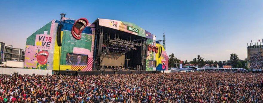 Vive Latino celebra 20 años con un gran cartel