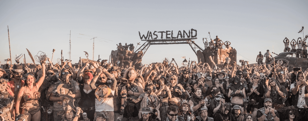 Wasteland Weekend, un festival a la Mad Max