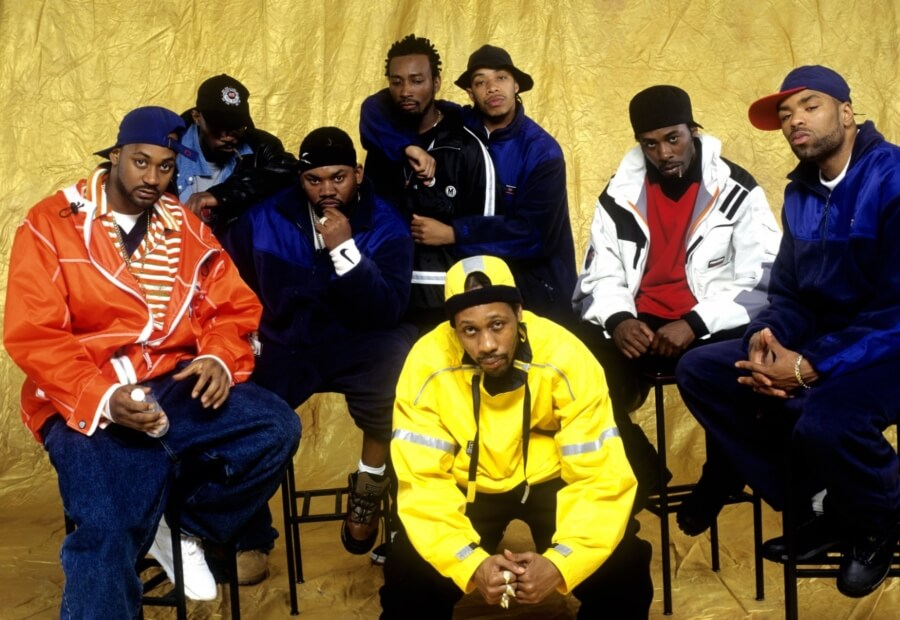 Wu Tang Clan - ITEM O5