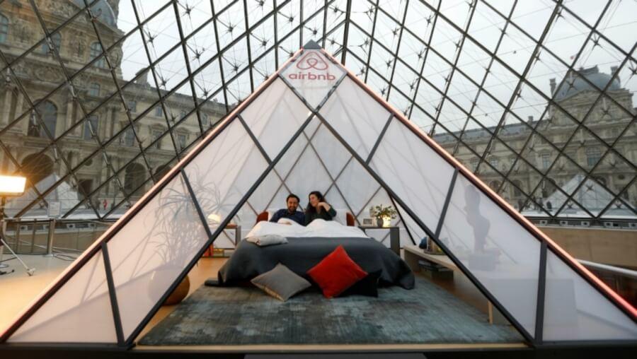 El Louvre hospedará a un ganador en concurso