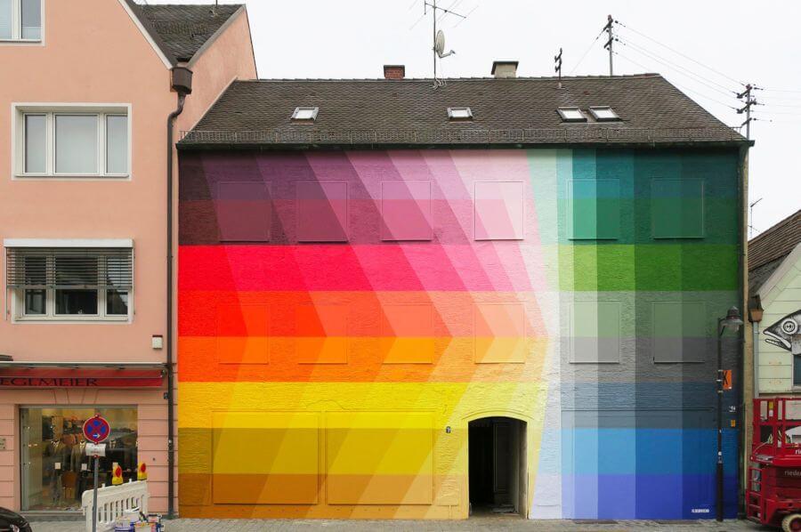 Mural de Alberonero