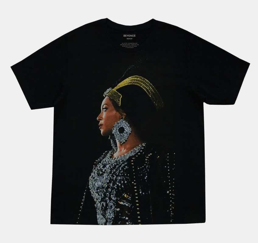Parte de la mercancía de Homecoming a film by Beyoncé