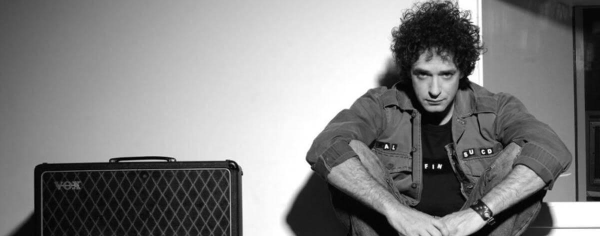 Bios Gustavo Cerati, lanza su primer parte en Youtube