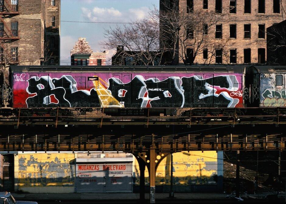 graffiti de Blade