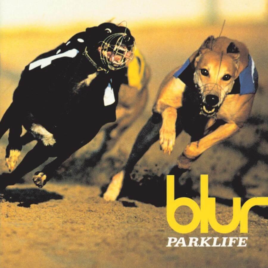 portada Parklife de Blur