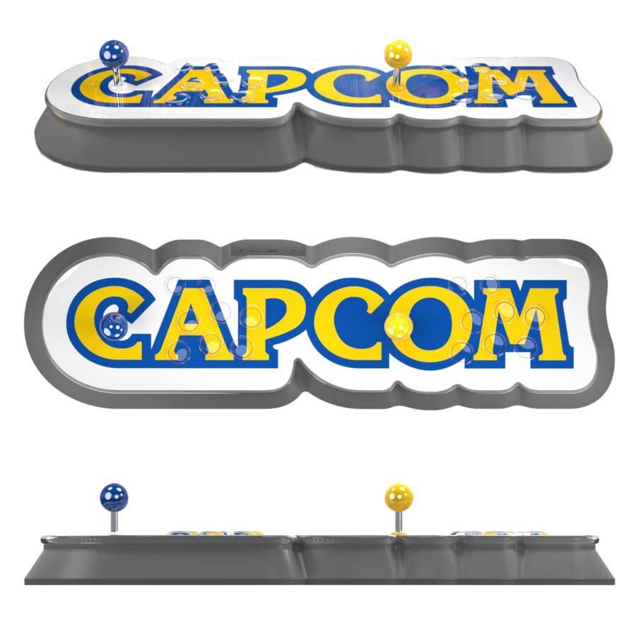 Vista de la Capcom Home Arcade