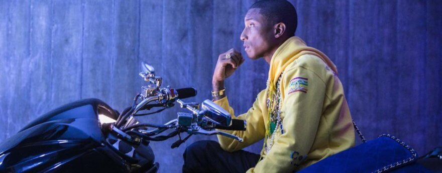 Chanel x Pharrell Williams dan a conocer su drop