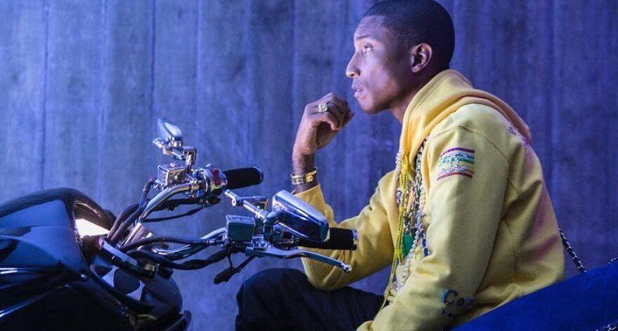 Chanel x Pharrell Williams dan a conocer su drop