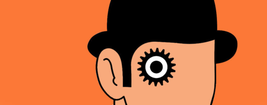 Existe manuscrito de la secuela de A Clockwork Orange