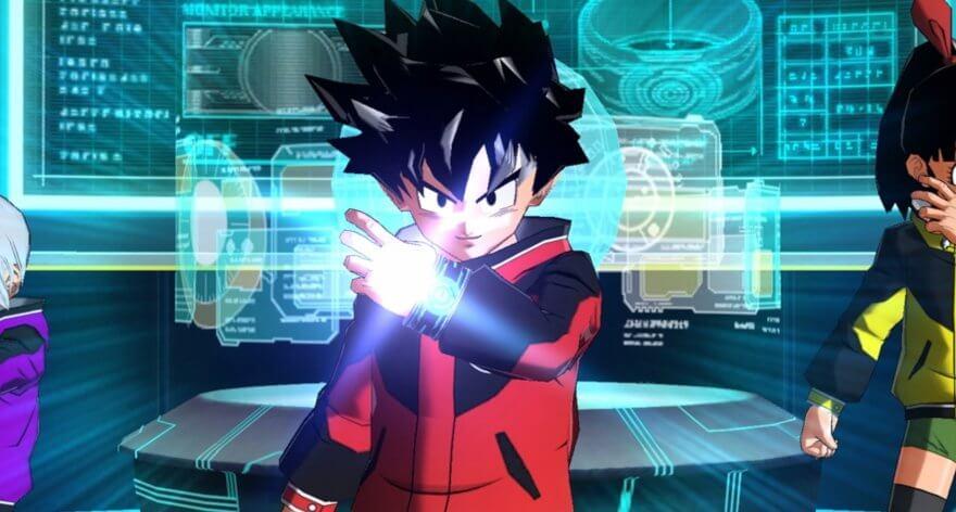 Dragon Ball Heroes el nuevo juego de Bandai Namco