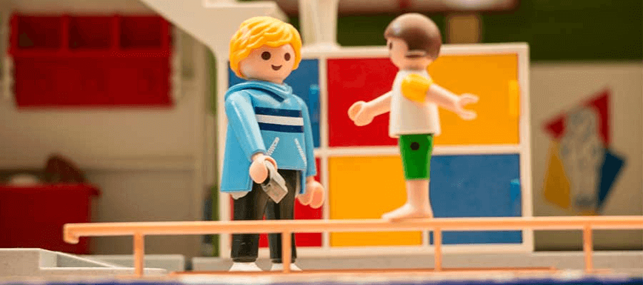 Playmobil en la cdmx