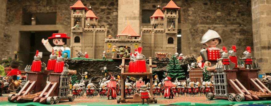 Playmobil regresa con una nueva exhibición a la CDMX