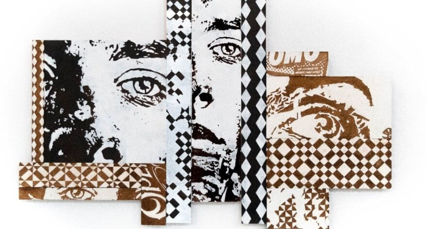Felipe Pantone y Vhils en Configurable Art