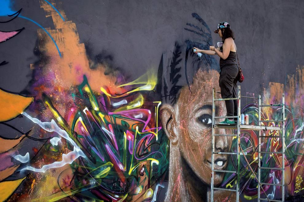 Festigraff 2019 en Senegal